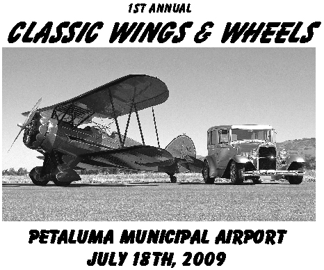 Classic Wings and Wheels logo